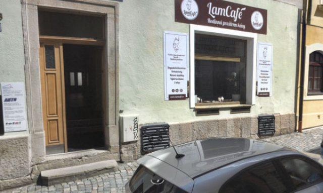 LamCafé – kavárna a pražírna kávy