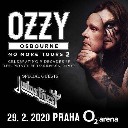 Ozzy Osbourne & Judas Priest