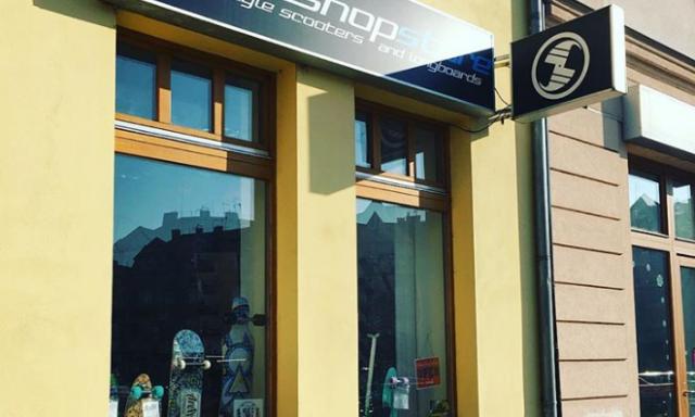Scootshop store