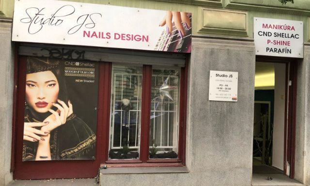 Studio JS – manikúra, pedikúra, kosmetika