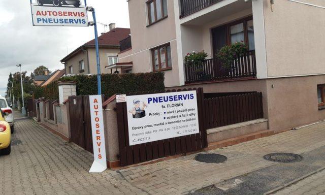 PNEUSERVIS A AUTOSERVIS U FLORIÁNA PRAHA 6