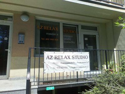 AZ RELAX STUDIO MASÁŽE PRAHA 10
