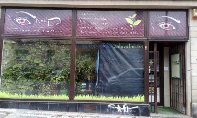 RedGrow.cz – Hydroponické zahradnictví