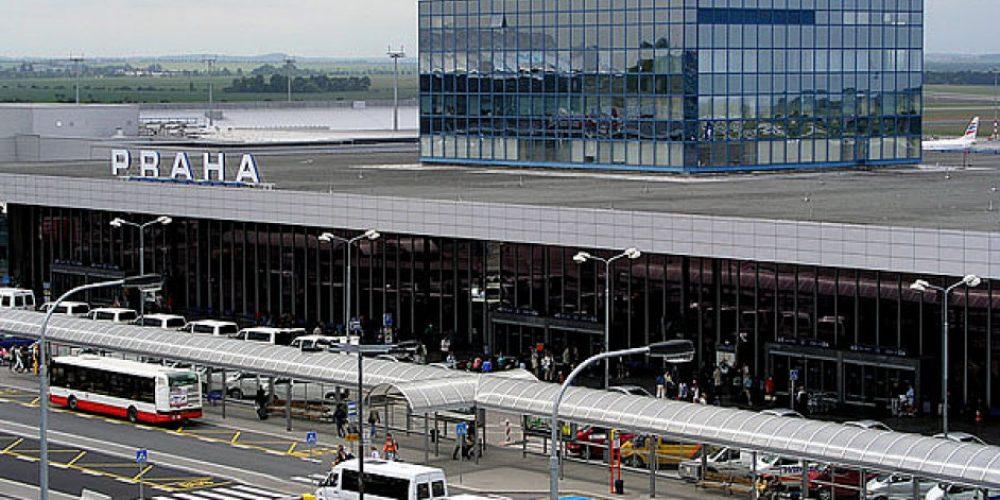 Pražské letiště v roce 2018 odbavilo rekordní počet cestujících