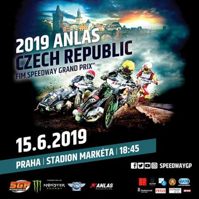 2019 ANLAS Czech Republic FIM Speedway Grand Prix