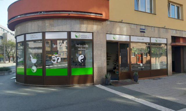 Přírodní lékárna Hradec Králové