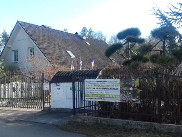 Půjčovna SPORT Hradecké lesy