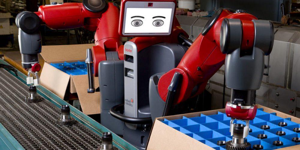 Kvůli robotům může do 20 let zaniknout téměř polovina pracovních pozic. Komu to hrozí nejvíce?