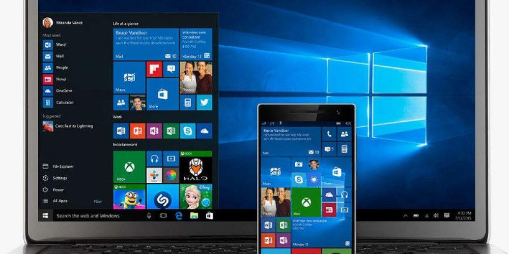 Windows 10 již běží na 700 milionech zařízení